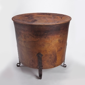 Cauldron Copper Tables